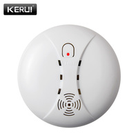 433MHz Portable Alarm Sensors Wireless Fire Smoke Detector