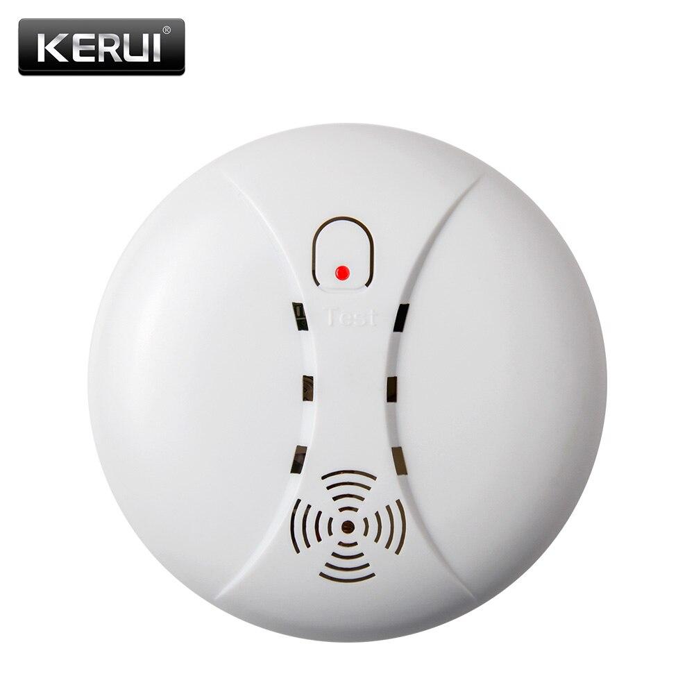 bilder für 433 MHz Tragbare Alarmsensoren Drahtlose Feuer Rauchmelder für alle von home security alarm system in unserem speicher rauch sensor Alarm