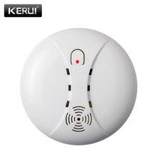 433 МГц Портативный Сигнализации Датчики Беспроводной Пожарный Извещатель для всех дома охранной сигнализации в нашем магазине датчик дыма сигнализация