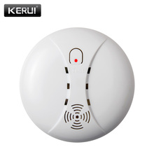 433MHz Portable Alarm Sensors Wireless Fire Smoke Detector for all of home security alarm system in our store smoke sensor Alarm