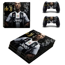 Juventus Cristiano Ronaldo PS4 Pro Skin Sticker Vinyl Decal