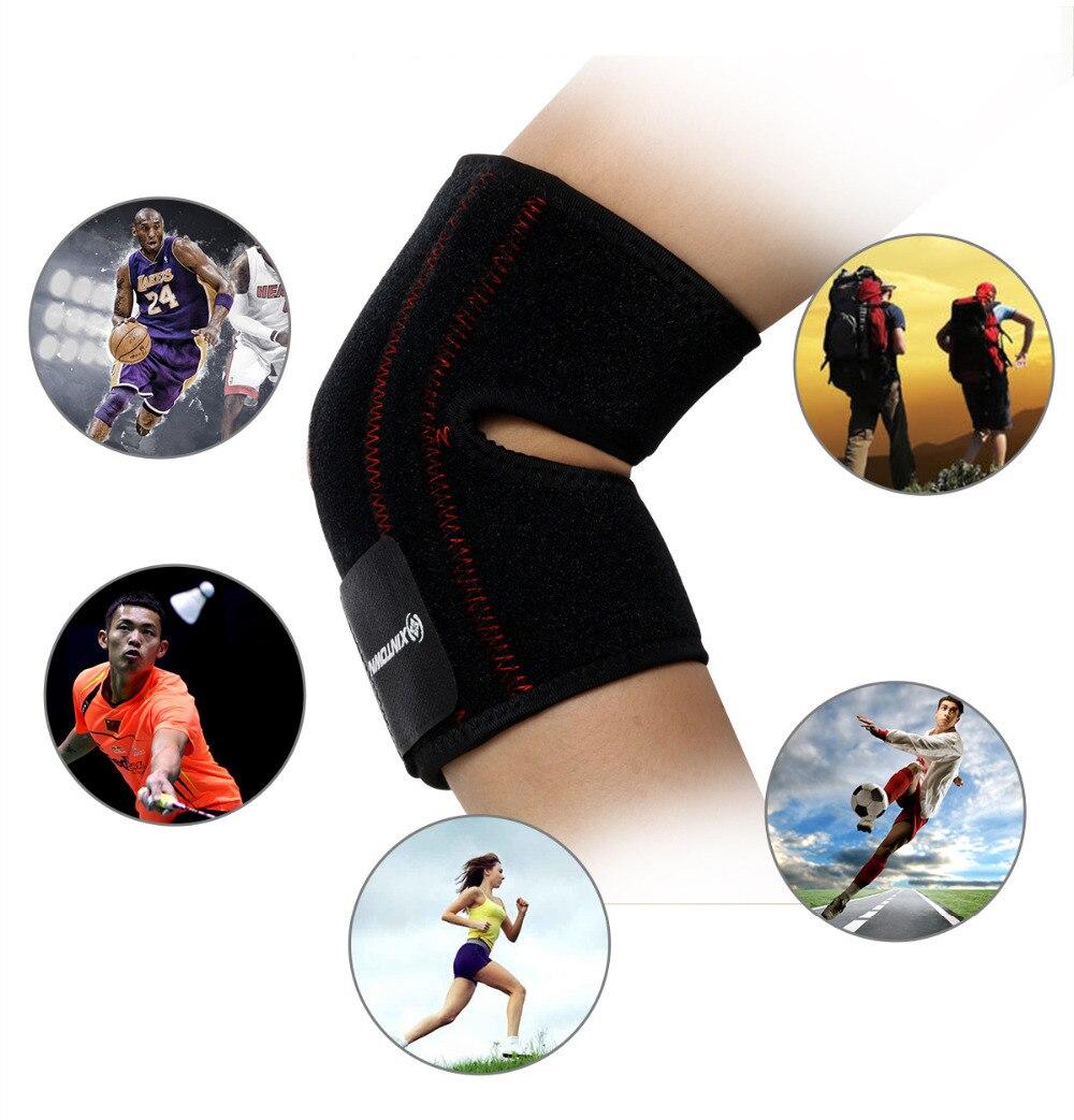 Prix pour Élastique Sport de basket - ball de Sport de Tennis Elbow Guard soutien Pads de golfeur bracelet coude latérale du Syndrome de la douleur épicondylite Brace 10