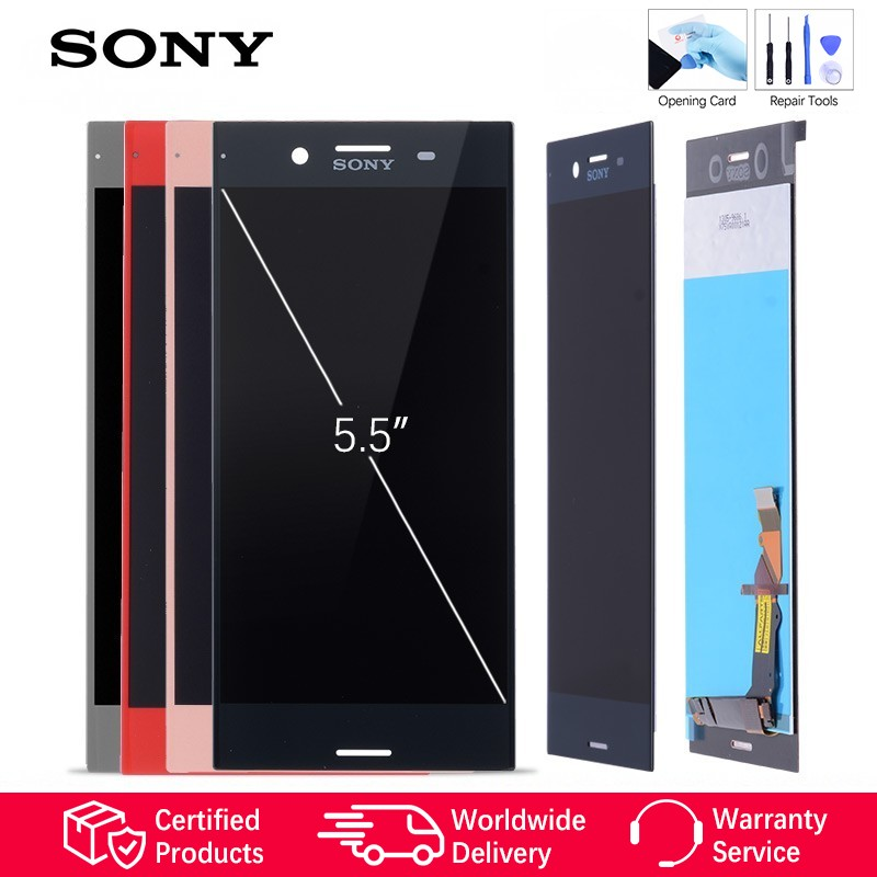 5.5 4K IPS LCD for SONY Xperia XZ Premium LCD Display Touch Screen Digitizer Assembly XZ Plus LCD Display Screen Replacement5.5 4K IPS LCD for SONY Xperia XZ Premium LCD Display Touch Screen Digitizer Assembly XZ Plus LCD Display Screen Replacement