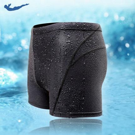 2018 νέα μαγιό αντρικά μαγιό κολυμπά δερμάτινο κολυμπά αντρικά κολύμπι κολύμπι κολύμβησης Αθλητικά σορτς κλασικά παντελόνια ανδρικά beachwear