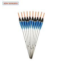 Newdonghui 10 шт./лот рыбалка поплавок может изменить химическая лампа для рыбалки Подставка-поплавок для Go 0,5G 1,0G 1,5G 2,0G плавучести 201134