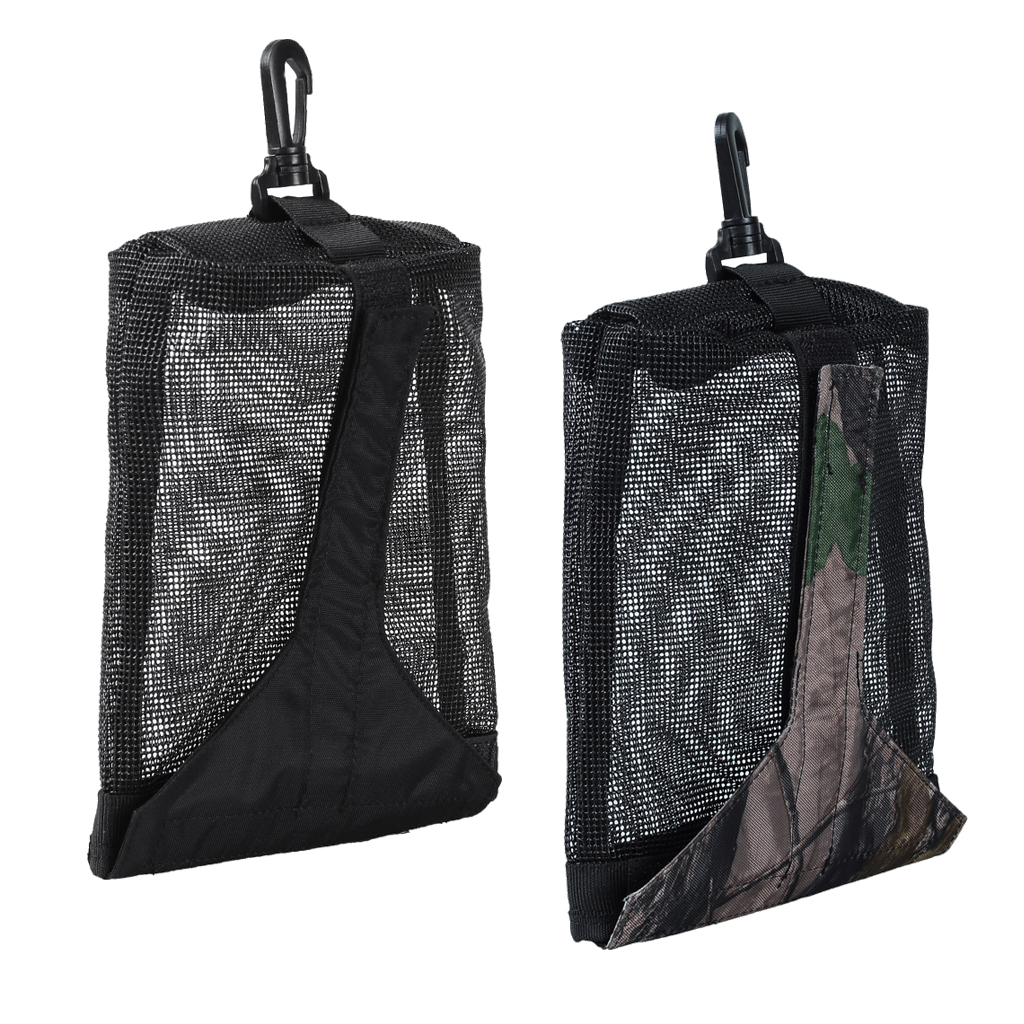 Mesh Dive Weight Pocket Bag&Clip For Scuba Diving BCD Standard 1