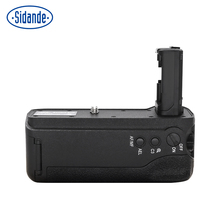 STD Para Sony A7II A7RII punho sonyA7MII A7KIIA7SII bateria caixa de tiro Vertical abrir a porta