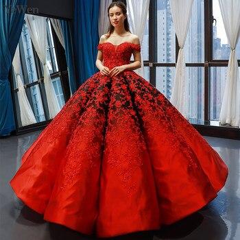 01d4640c9 Vestido De Noche rojo Vestidos De Noche Largos Elegantes De Fiesta Formal  vestido Formal elegante mujer