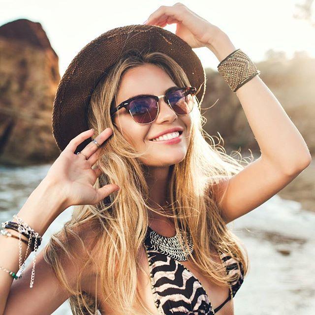 Sunglasses Brand Designer Retro  5