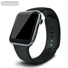 Smarcent smartwatch smart watch a9 для apple iphone ios android смартфон часы с чсс relogio релох inteligente новый
