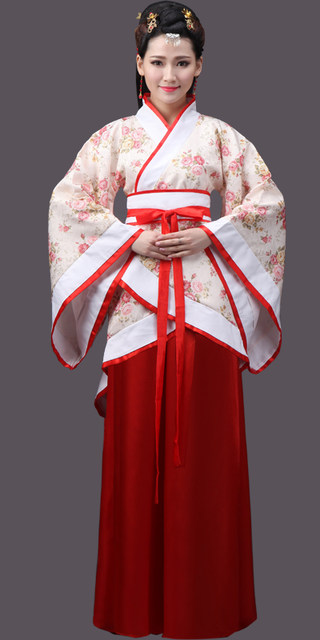 ancient chinese costume women clothing clothes robes traditional beautiful dance costumes han tang dynasty dress china fairy  sc 1 st  Aliexpress & Online Shop ancient chinese costume women clothing clothes robes ...