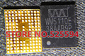 2 pçs/lote para samsung galaxy s5 g900h áudio ic wm5110e