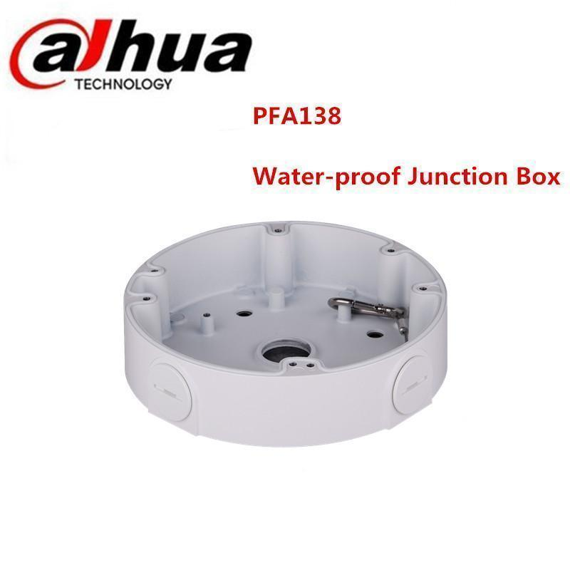 Dahua Aluminum Water-proof Junction Box PFA138 For Security Camera Accessories dahua junction box pfa131