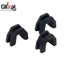 Glixal GY6 125cc 150cc направляющая вариатора набор для китайского скутера мопеда ATV Go-Kart 152QMI 157QMJ двигатель(3 шт