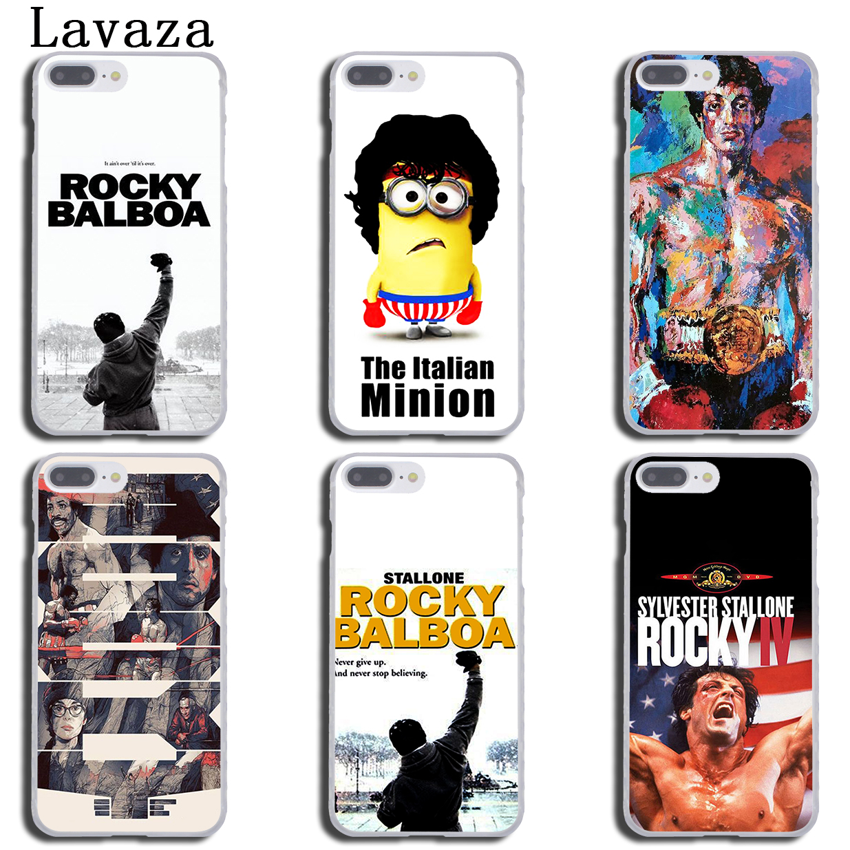 coque iphone 7 rocky balboa
