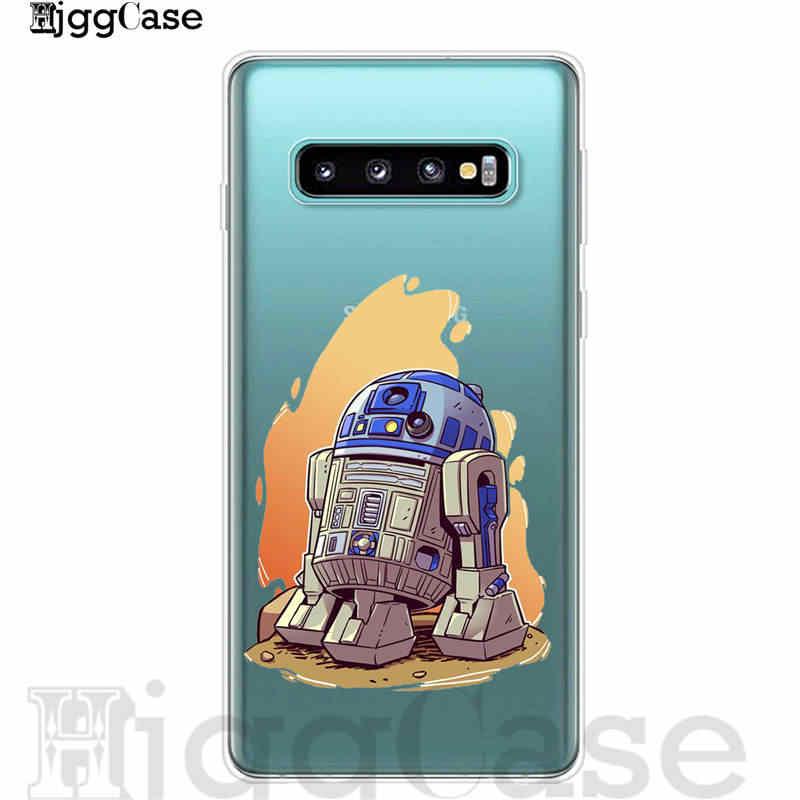 Fundas de teléfono para Samsung Galaxy S10 Plus Lite S10E M10 M20 contraportada Marvel Deadpool cómics CC superhéroe suave TPU funda