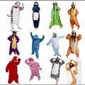 High Quality New Owl  Pikachu Cosplay Winter Pajamas For Women/Men Warm Flannel Adult Jumpsuit  Homewear  Onesies CS16458