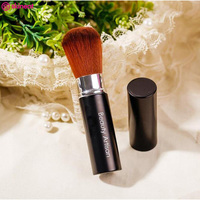 1 Pcs Soft Makeup Brush High Quality Professional Adjustable Foundation Facial Brushes Synthetic Powder Cosmetic Tool