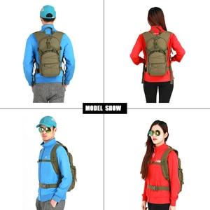 Image 5 - 15l ultraleve molle tático mochila 800d oxford militar caminhadas bicicleta mochila esportes ao ar livre ciclismo escalada saco 4 cores