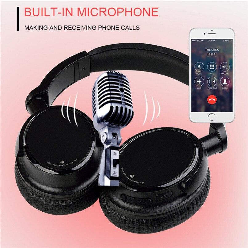 Cordless Headphones Wireless Headphones Bluetooth Connections Usb Stereo Earphone Tv Fm Pc Mp3 Headphone 40ap4 Bluetooth Earphones Headphones Aliexpress