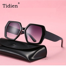 Fashion Vintage Sunglasses Women Retro Square 2019 Luxury Brand Designer for Fominino Frame