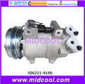Высокое качество авто AC компрессор DKS15D для Mitsubishi 506211-9190