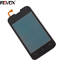 цены New Touch Screen For Huawei Ascend Y210D Y210 Digitizer Front Glass Lens Sensor Panel