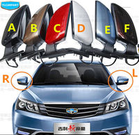 For Geely new Emgrand 7,EC7,Emgrand7, RS,IMPERIAL,Car rearview assembly with Heating and automatic adjustment
