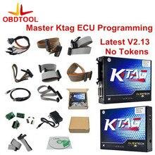 Obdtool Новый KTAG V2.13 неограниченный версии высокое качество k тег мастер ECU Инструмент K-TAG оборудования V6.070 Бесплатная доставка