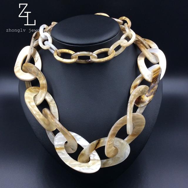 Za femme moda encanto declaración de collares y colgantes para las mujeres collares 2016 mi gargantilla maxi moda de resina conjunto de joyas bijoux