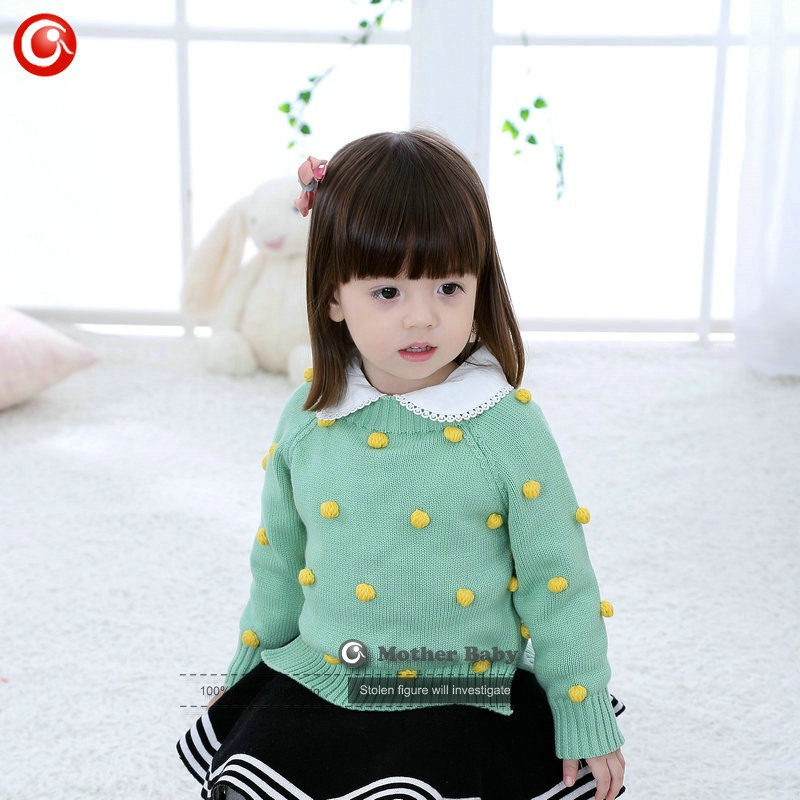 341287ffbb95 Kids Tinny Cotton Boys Sweater Children Pullover Cardigan Coat For ...