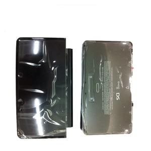 Image 5 - מלא Shell Case שיכון עבור Nintend 3DS Gamepad קונסולת כיסוי עם גומי זכוכית