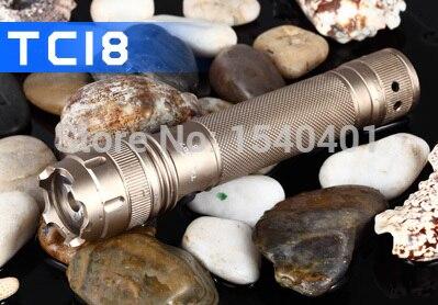 Led travail lumière rechargeable tank007 TC18 5-Mode lampara camping avec aimant luces de trabajo