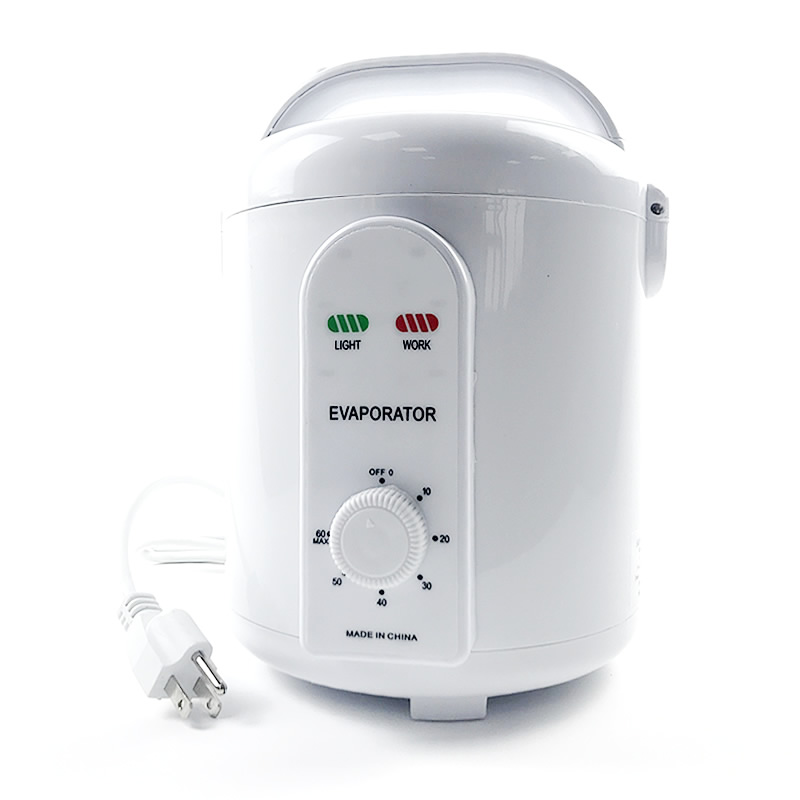 Powerful 900W 1.8L 9-level Remote Controlled Steam Generator, Sauna Steamer, Anti-corrosion Stainless Steel Steaming Vessel