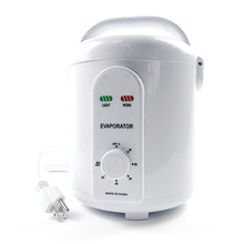 Powerful 900W 1.8L 9 level remote controlled steam generator, sauna steamer, anti corrosion stainless steel steaming vessel