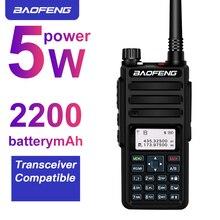 Walkie Talkie DMR Baofeng DM-1801Dual Band Dual Time Slot Digital/Analog Two Way Radio 136-174/400-470MHz 1024 Channels Ham