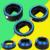 Azul de metal montaje de enfoque automático af anillo tubo de extensión macro para canon eos ef lente ef-s