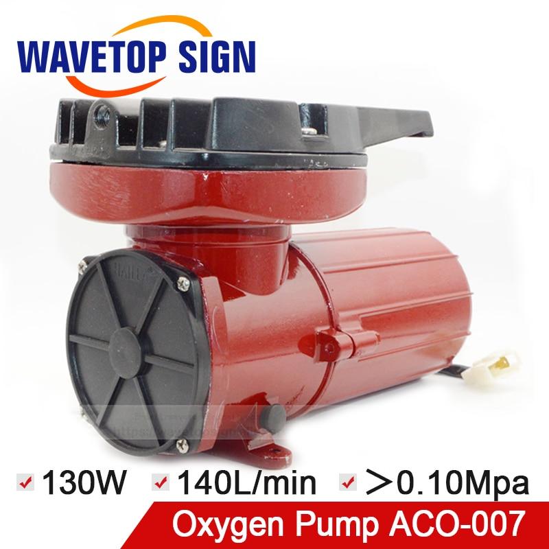 HAILEA oxygen pump 130W ACO- 007 DC 12V 140L/min permanent magnet-type air compressors