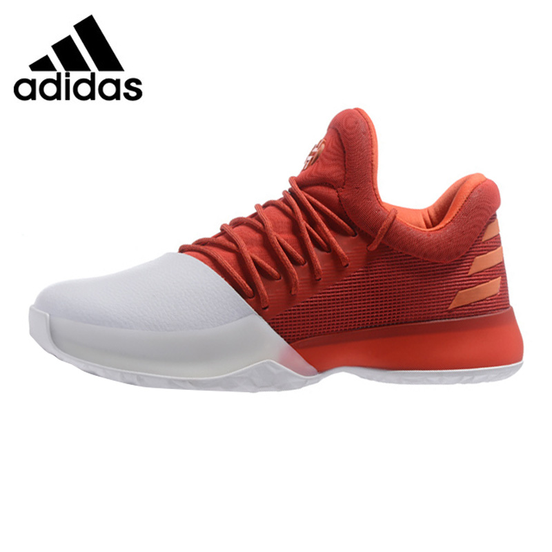 Adidas Harden Vol. 1 Men Basketball Shoes, Red, Shock-absorbing Non-slip Breathable Lightweight BW0547 water absorbing oil absorbing cleaning cloth