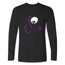 Casual High Quality Tokyo Ghoul Long Sleeve Shirt