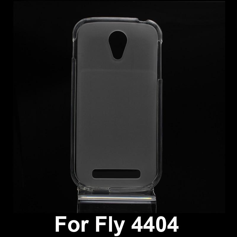 5d0e1358941 Solf TPU Étui En Silicone Pour Fly IQ 4404 Mobile Téléphone Couverture Sac  Boîtier de Téléphone Portable Shell Peau Masque Gratuite Livraison