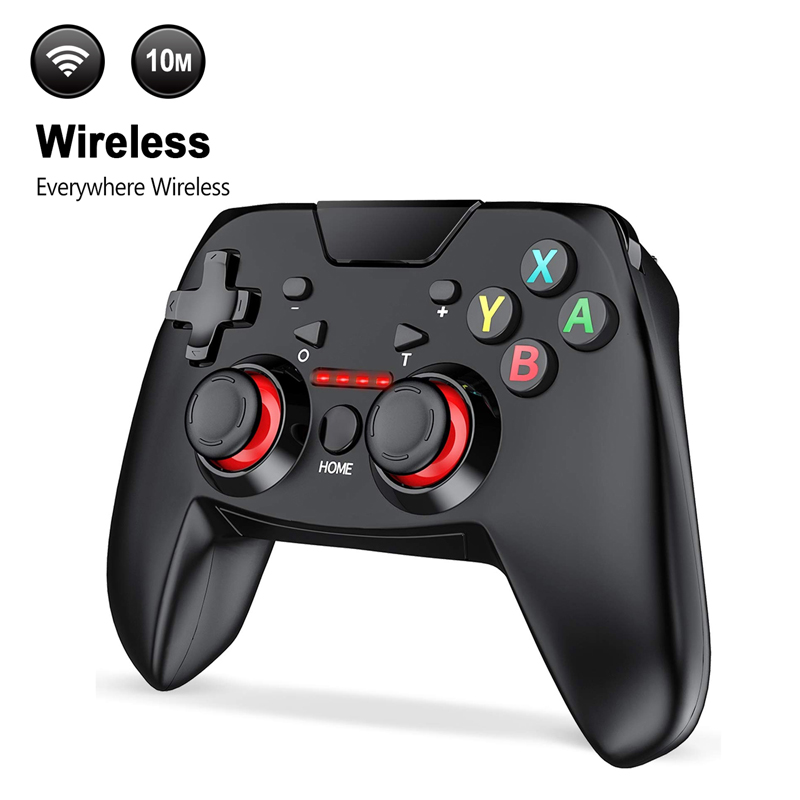 Bluetooth 6-Axis Wireless Gamepad NS Gamepad Joystick For PC Nintend Switch Console Gaming Controller Switch Accessories