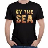 New Design Male Novelty Men T Shirt Fashion Cotton O Neck Hip Hop By The Sea