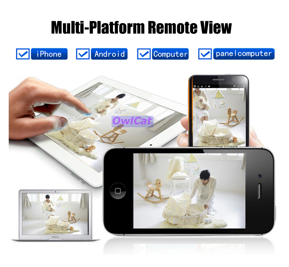 Multi-platform view