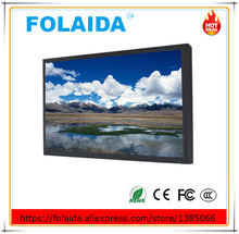 Folaida liquid crystal 65 inch LCD Monitor display with HDMI input Multi Touch Screen font b
