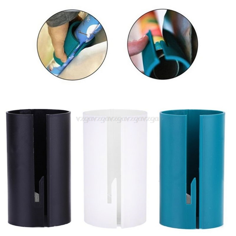 Professional Sliding Gift Wrapping Paper Roll Cutter