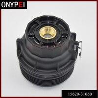 1pcs 15620 31060 Oil Filter Housing Cap For Toyota Avalon Camry RAV4 Sienna Lexus 1562031060