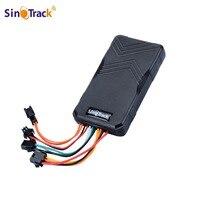 Najnowszy ST-906 GMS GPS Samochodów Tracker GPRS SMS Urządzenie Lokacyjne Lokalizator GPS Pojazd Motocykl Skuter Zdalnego Sterowania Z oprogramowaniem