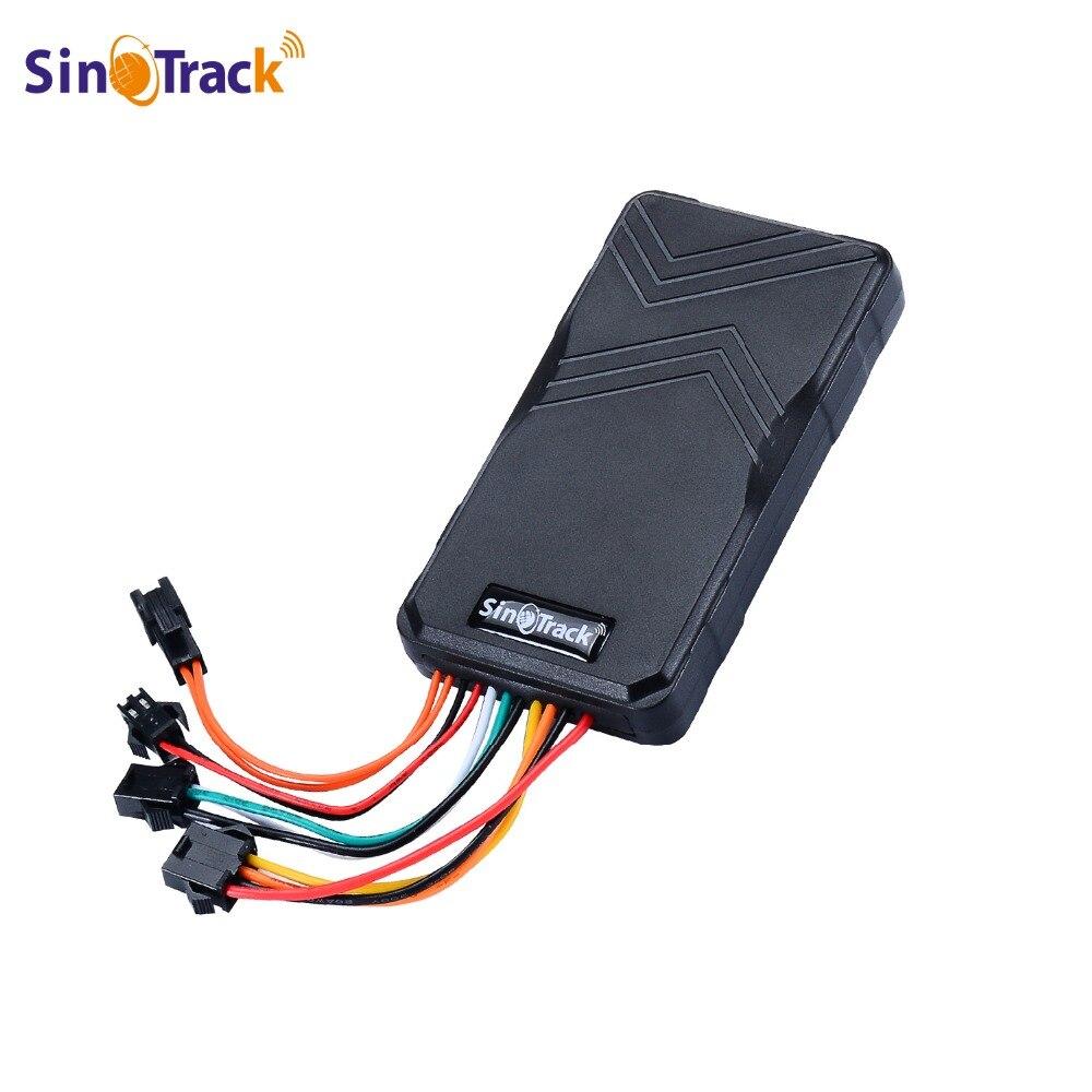 Новые st-906 GPS GPRS трекер автомобиля SMS Устройства Слежения gms GPS Автомобиль Мотоцикл локатор скутер Дистанционное управление с программным обеспечением