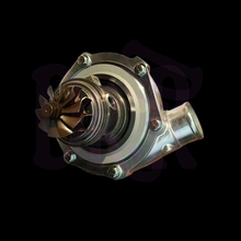 t3 housing forged compressor